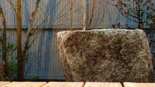 石・物語・庭